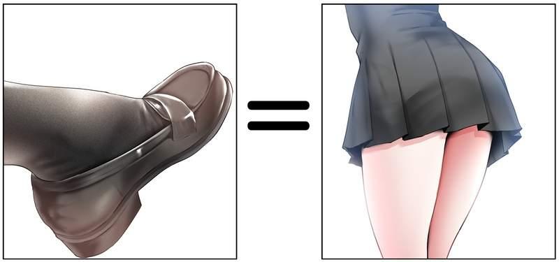 《足控性癖理论》袜子之于双脚如同内裤之于屁股 绘师大嘘说明足控的中心思想 | 宅宅新闻