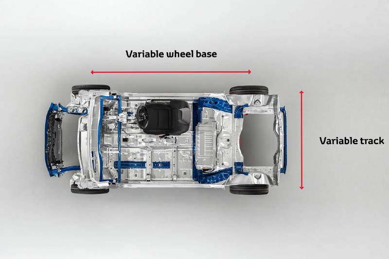 下一代《Yaris》身手不凡?《Toyota》发表小型车专用TNGA底盘平台