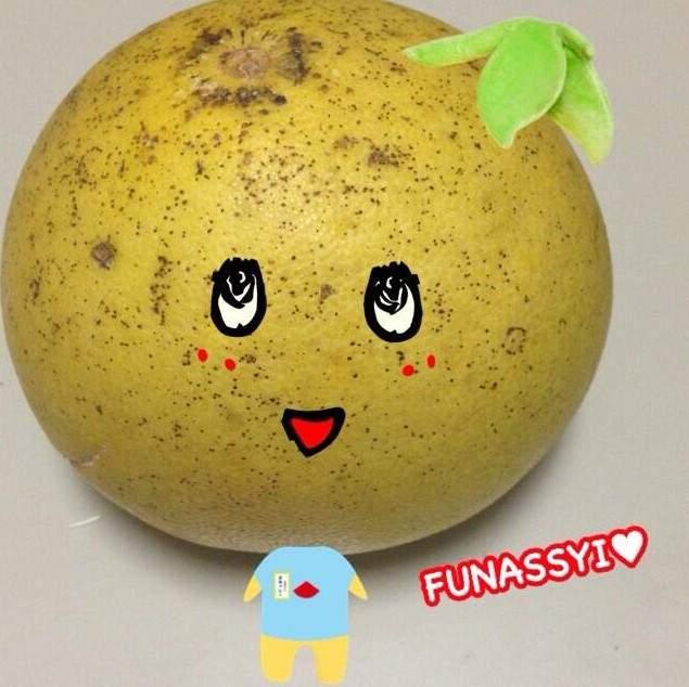 LINE贴文串《画柚子大赛》今年中秋看看谁家的柚子最有创意
