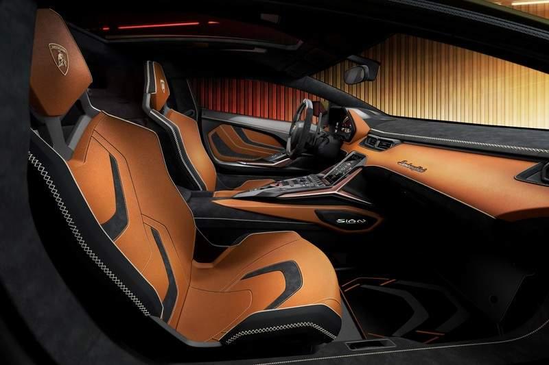 混种狂牛限量现身 《Lamborghini Sian》的Hybrid系统有何独到之处