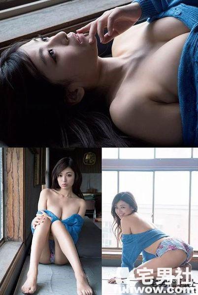 来自北海道的巨乳美女-西冈叶月