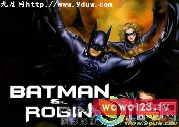 《蝙蝠侠4蝙蝠侠与罗宾》剧情介绍