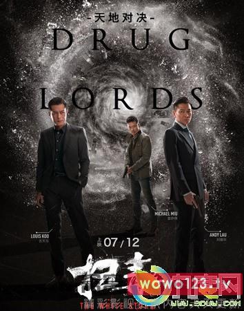《扫毒2:天地对决》电影剧情简介