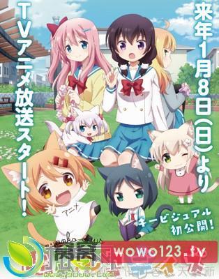 《猫咪days/猫咪日常》分集剧情简介1-12全集大结局