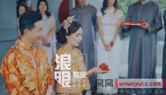 韩庚卢靖姗结婚亲吻照是什么样子 韩庚卢靖姗结婚视频曝光