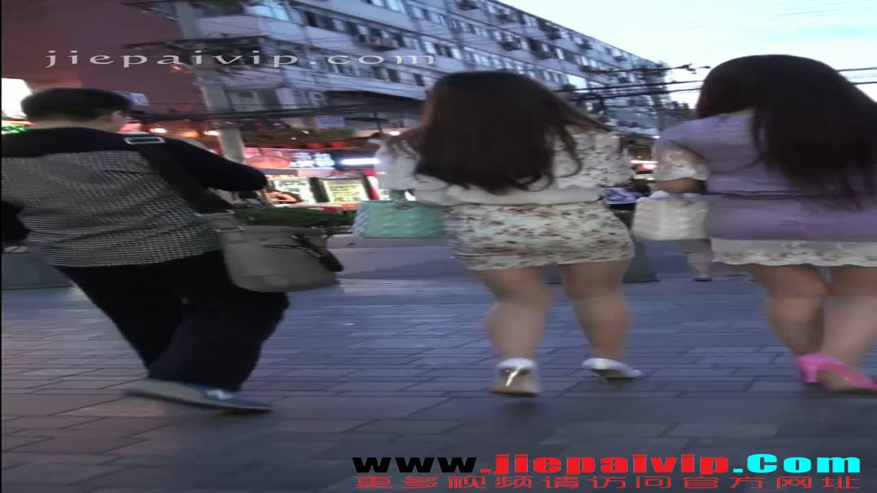 Sexy街拍美女379 午夜福利视频第一百集